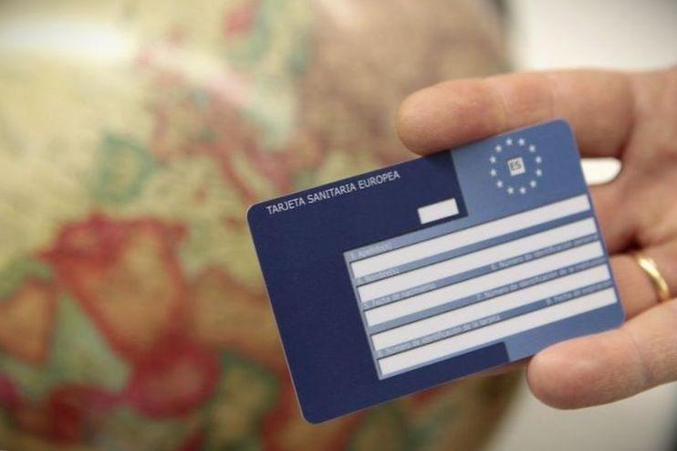 tarjeta sanitaria europea renovar