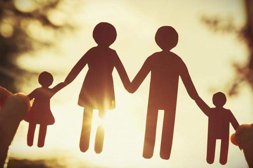unidad familiar monoparental